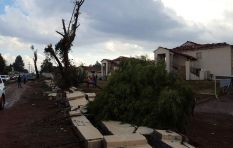 Disaster management assesses damage caused by massive Gauteng hail storm
