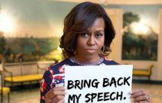 Twitter Destroys Melania Trump for Plagiarism