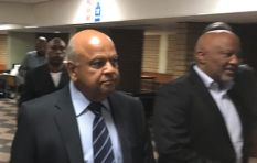 Gordhan says he is in fact still Finance Minister