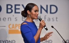 Watch #GoBeyond: Jo-Ann Strauss on women in entrepreneurship