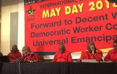 Zuma has to come out unambiguously and distance himself - Alex Mashilo SACP