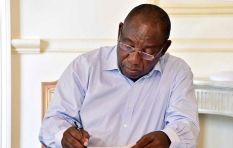 Political desk: Who will be South Africa's deputy president?