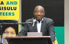 Ramaphosa urges ANC members to 'be honest' in discussions