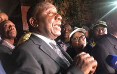 [WATCH] Ramaphosa pays tribute to Winnie Madikizela-Mandela