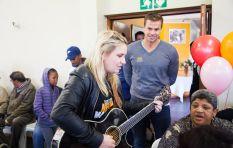 Val de Vie Foundation honours the spirit of Madiba