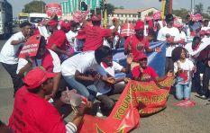 Nehawu to embark on stay-away if demands aren't met in 24 hours