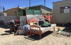Wolwerivier residents evicted, accused of illegally occupying emergency units