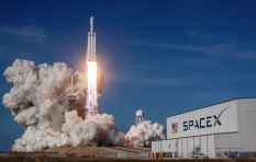 [LISTEN] Falcon Heavy launched to the sounds of Bowie's Life on Mars