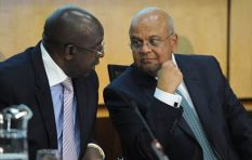 They're back! Pravin Gordhan, Nhlanhla Nene returns to clean up an unholy mess