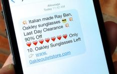 Have you given consent to receive marketing phone texts without knowing?