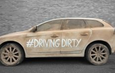 Drive dirty and save water #WaterWatch