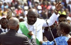 [LISTEN] George Weah sworn in as Liberia's president