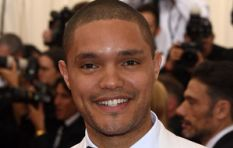 Watch Trevor Noah live with Redi Tlhabi