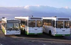 'Unions make counter offer that could see bus strike come to an end in 24 hours'