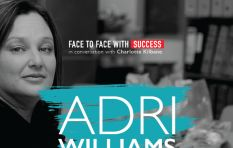 Meet Adri Williams: A tough cookie in the biscuit business