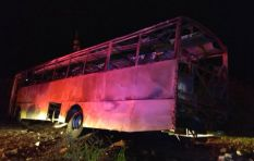 Arrests made in Burgersfort bus bombing