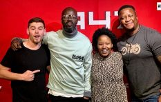 Black Coffee breaks down his hits and talks Music Is King with #FreshOn947