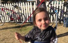 The Story of Cycle Challenge Medalist, Eight Year Old Layla