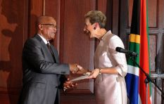 British High Commissioner bids farewell to South Africa