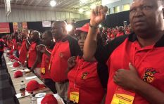 Zuma mustn't be forced out, he must go willingly - Nehawu