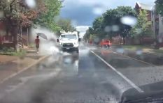 [WATCH] Fired for deliberately driving into puddles to splash pedestrians