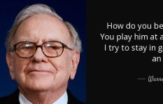 Warren Buffett's take on tech
