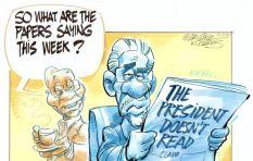 2016 in cartoons as we bid farewell to John Robbie
