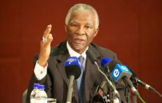 Attacking migrants won't resolve SA's socio-economic challenges - Mbeki