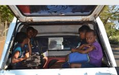 Illegal to transport schoolchildren in bakkies for profit from 11 May