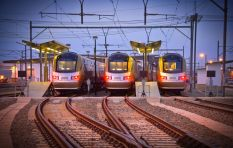 [LISTEN] Gautrain services only available during peak hours for now