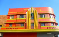 Art deco buildings make Springs an architectural tourism destination