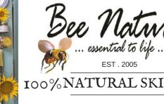 'People are realising the benefit of using natural skincare products'