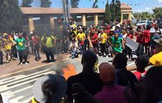 CPUT, UWC students vacate residences
