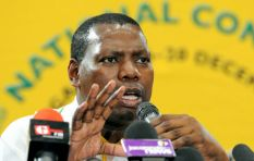 Zweli Mkhize: We used to deal with the smoke before the flames could appear.