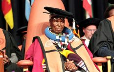 [LISTEN] Artist Esther Mahlangu can't contain her excitement about her doctorate