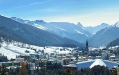 Slower growth and plummeting markets the refrain at Davos - Bruce Whitfield