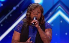 Plane crash survivor gets a huge nod from Simon Cowell on America's Got Talent