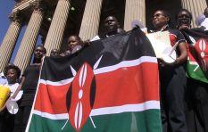 Donald Trump finally phones Kenyan President