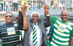 Retired referee pays tribute to Bloem Celtic founder, Dr Molemela