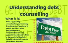 Money Matters: More South Africans getting debt counselling