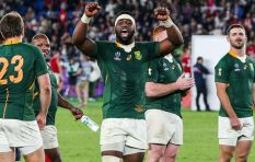 Cape Town's homeless to enjoy Springbok final at special screening
