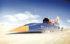 Countdown to land speed record attempt in SA has begun
