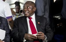 The real expert of Lesotho is Cyril Ramaphosa - JJ Cornish