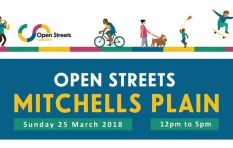 Open Streets Mitchells Plain: Building community resilience at street level
