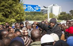 30 Joburg metered taxi drivers arrested following violent protest