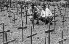 April is the month of annual commemoration of the Rwandan genocide