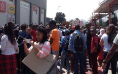 Wits, UJ protesters march in solidarity