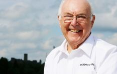 The clash of the F1 titans: Murray Walker and Jody Scheckter