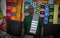 Weaving Ghanaian culture into every Kente cloth