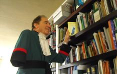 Judge Albie Sachs on Disability Rights in Post-Apartheid South Africa